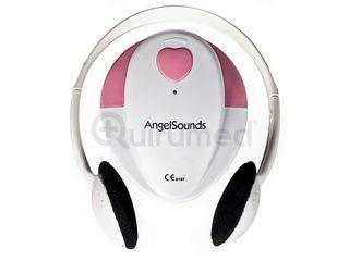 detector de latidos fetales con auriculares inclui