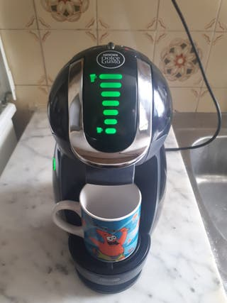 Cafetera dolce gusto automática