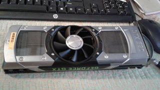Tarjeta Gráfica Nvidia Geforce GTX 690 4Gb