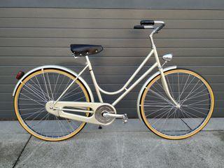 Bicicleta de Paseo Italiana nueva Santa Maria