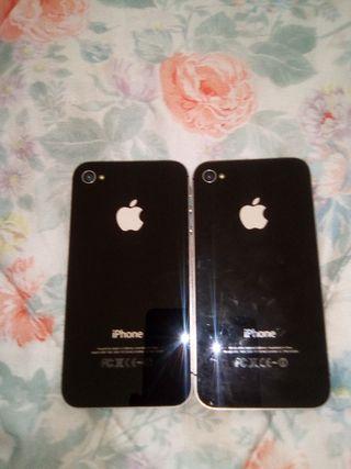 vendo dos móviles de manzana son nuevos