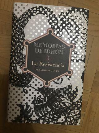 Memorias de Idhún I La resistencia - Laura Gallego