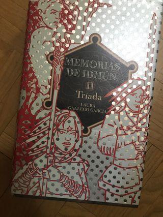 Memorias de Idhún II Tríada - Laura Gallego García