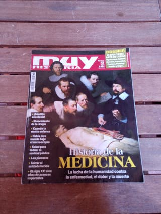 Revista Muy Historia