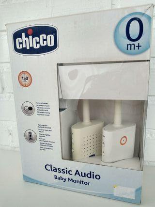 Chicco Classic Audio - Vigilabebés analógico