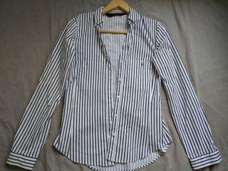Camisa de rayas Zara