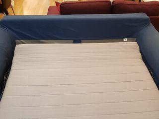 sofa cama dos plazas de ikea