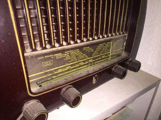Radio antigua verdadera