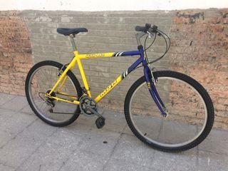 MGH - MTB bici de montaña 18v
