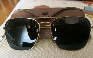 1c85132f5c Gafas vintage aviador de segunda mano en Madrid en WALLAPOP