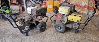2 hidrolimpiadoras karcher a gasolina.