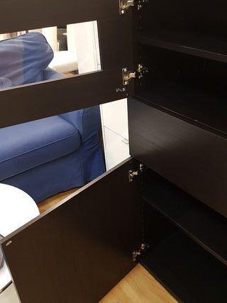 aparador/vitrina/mueble de salon ikea