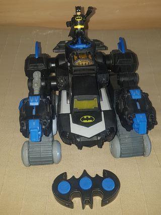 juguete bat robot