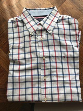 Camisa Tommy Hilfiger talla S hombre