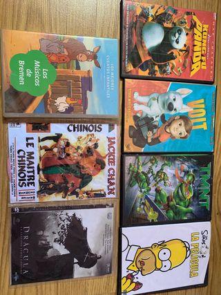 Películas CD DVD