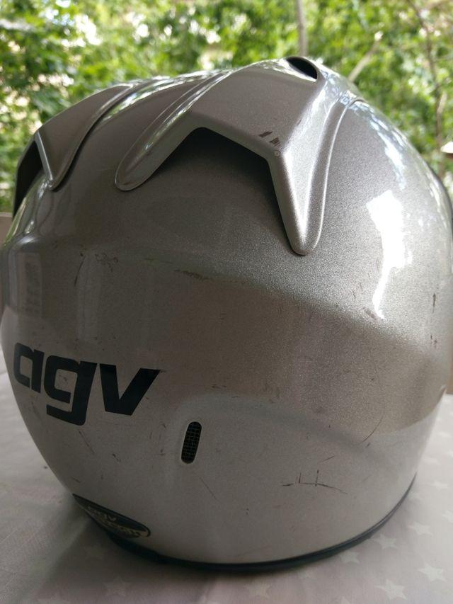 Casco AGV talla L
