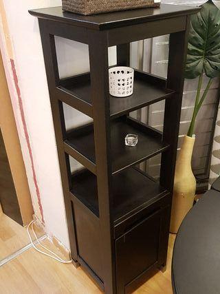 estanteria mueble de baño