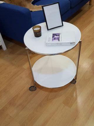 mesa auxiliar de ikea