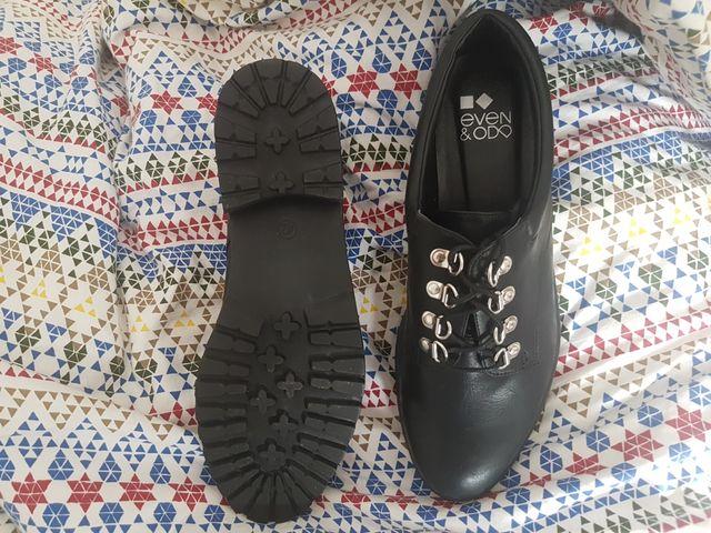 Zapatos tipo oxford