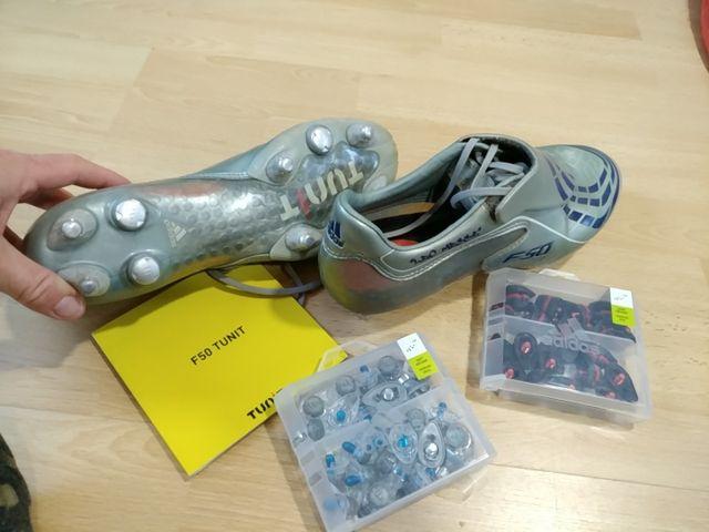 botas de futbol adidas F50 tunit