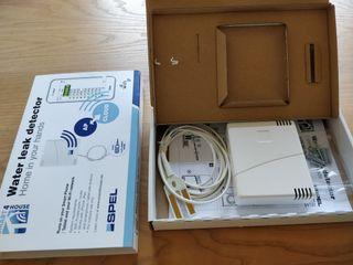 Smart4House Detector de Fugas de Agua