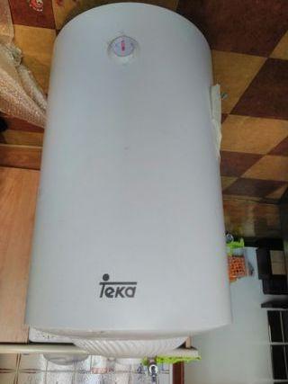 calentador de agua eléctrico.