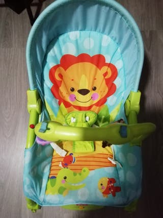 2 hamacas fisher price REBAJADO