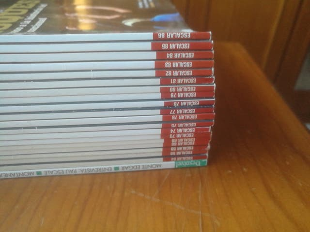 revistas Escalar