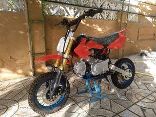 Por bike 125 cc