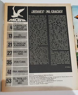 Revista De Cómics PACIFIK