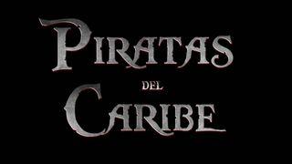 Carteles de Piratas del Caribe