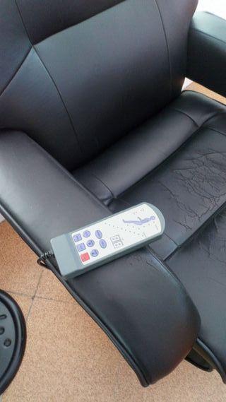 sofá sillón de masaje