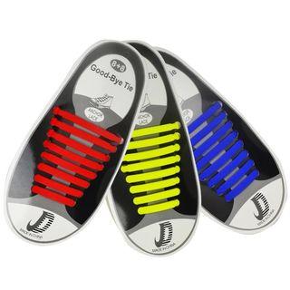 Cordones elásticos para zapatillas