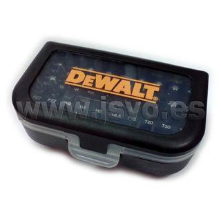 Set 31 piezas DeWalt DT7944-QZ con adaptador