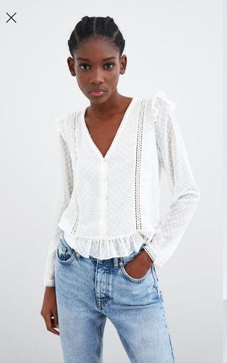 Camisa Blusa Temporada Talla M