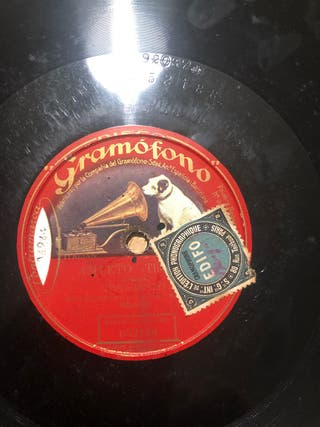Disco de gramofono