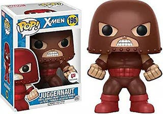 Figura Funko Pop JUGGERNAUT (X-Men) 196