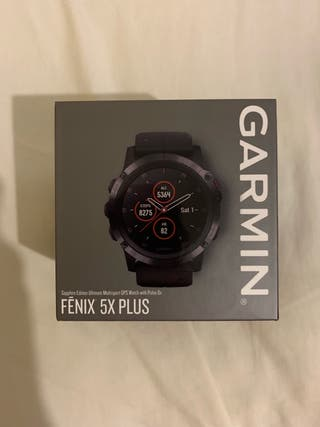 Garmin Fenix 5X PLUS NUEVO