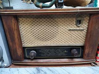 Antigua radio soviética