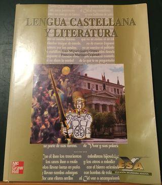 Libro Lengua 3º ESPA Félix Urabayen. Nuevo