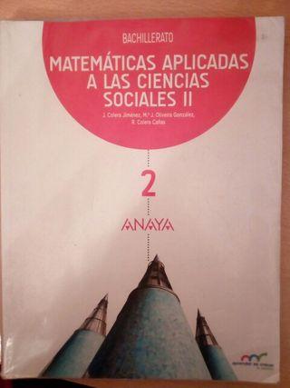 libro de matemáticas ciencias sociales