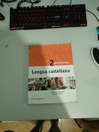 Lengua Castellana (2 Bachillerato) (Micomicona)