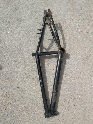 Bicicleta Cuadro BMX Monty