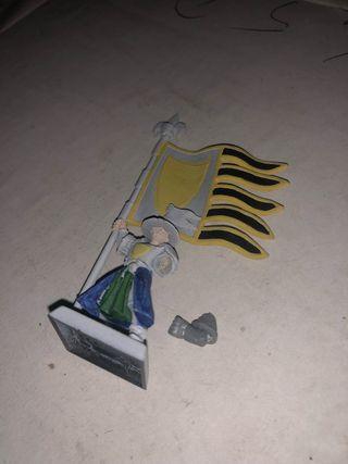 Estandarte de bretonia warhammer