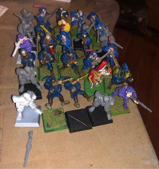 Regimiento imperial warhammer
