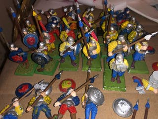 Regimiento lanceros warhammer