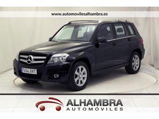 Mercedes-Benz Clase GLK 220 CDI 4MATIC BE AUTO 4X4