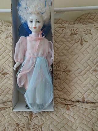 Muñeca de porcelana Ramon Ingles