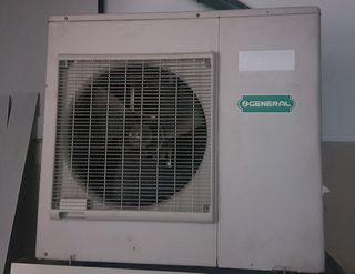 Aire acondicionado .particular