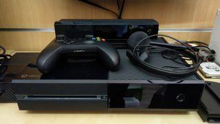 Xbox One con cámara Kinect + 5 juegos